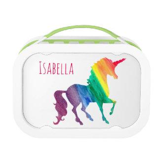 Het koele Mooie Kind van de Eenhoorn van de Lunchbox
