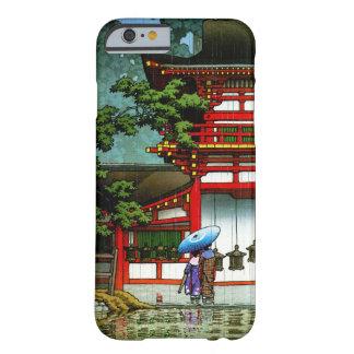 Het koele oosterse Japanse klassieke art. van de Barely There iPhone 6 Hoesje
