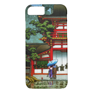 Het koele oosterse Japanse klassieke art. van de iPhone 8/7 Hoesje