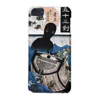 Het koele oosterse Japanse Kuniyoshi art. van de z iPod Touch 5G Hoesje