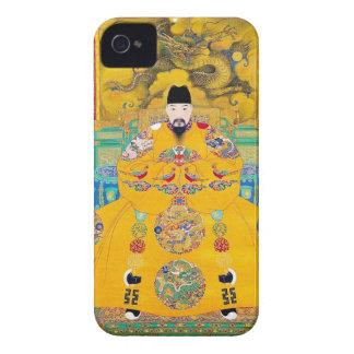 Het koele oosterse klassieke Chinese art. van de iPhone 4 Hoesje