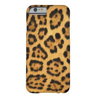 Het koele patroon van de Luipaard Barely There iPhone 6 Hoesje