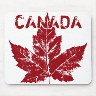 Het koele Stootkussen Klantgericht Canada Mousepad Muismatten
