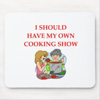 het koken muismat