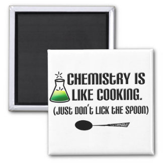 Het Koken van de chemie Vierkante Magneet