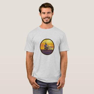 Het Konijn van de fietser T Shirt