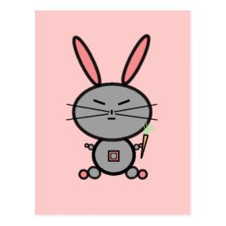 Het Konijn van het konijntje Briefkaart