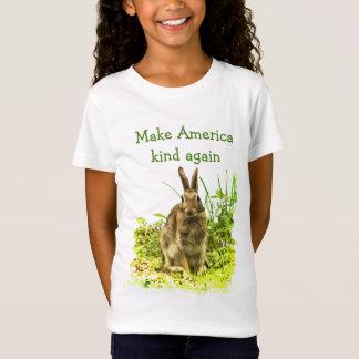 Het Konijn van het konijntje maakt Amerika opnieuw T Shirt