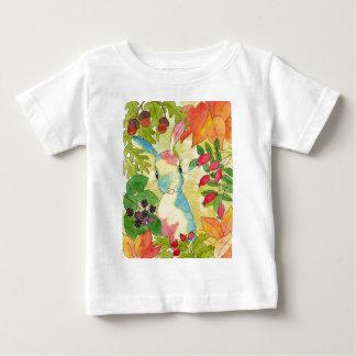 Het Konijntje van de herfst door het Art. van de Baby T Shirts