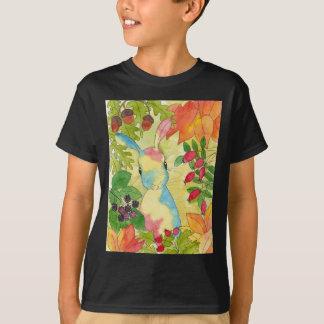 Het Konijntje van de herfst door het Art. van de T Shirt