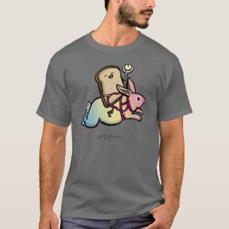Het Konijntje van de toost T Shirt