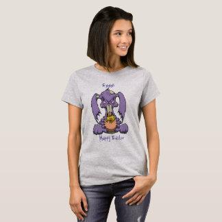 Het konijntjesliefdes Egggs van de zombie T Shirt