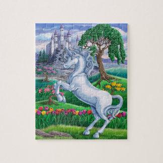 Het Koninkrijk van de eenhoorn Legpuzzel