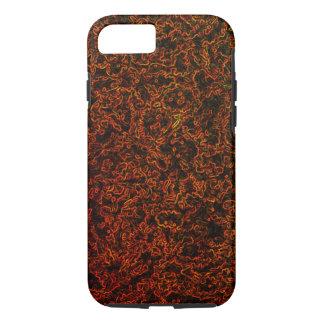 Het koraal van de brand iPhone 8/7 hoesje