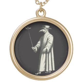 Het Kostuum van de Bek van de Vogel van de Arts Goud Vergulden Ketting