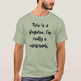 Het Kostuum van de kakkerlak T Shirt