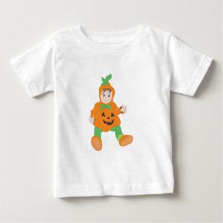 Het Kostuum van de pompoen Baby T Shirts