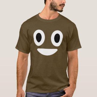 Het Kostuum van Emoji Halloween van het T Shirt