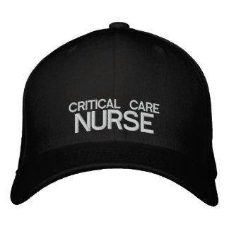 Het kritieke Pet van Flexfit van de Verpleegster
