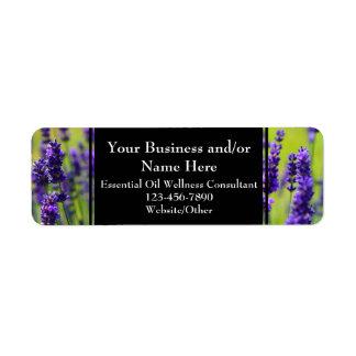 Het kruiden Contact Van de Bedrijfs essentiële Etiket
