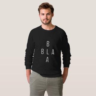 Het Kruis van Bla van Bla Sweater
