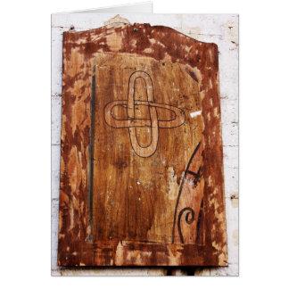 Het Kruis van de knoop Briefkaarten 0