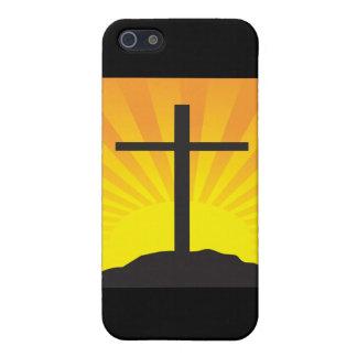 Het Kruis van Pasen iPhone 5 Case