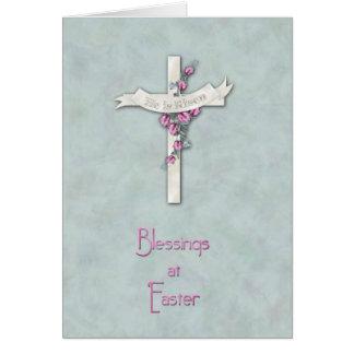 Het Kruis van Pasen Kaart