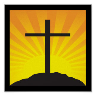 Het Kruis van Pasen Poster