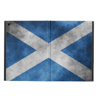 Het Kruis van Schotland Grunge- Heilige Andrew