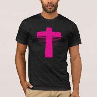 het Kruis van Techno van de Stijl van de jaren '80 T Shirt