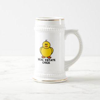 Het Kuiken van onroerende goederen Bierpul
