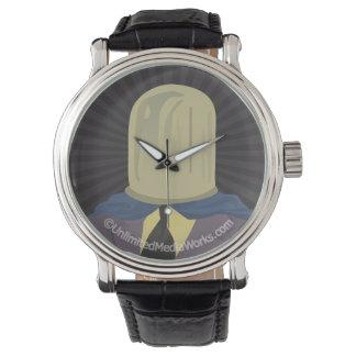 Het kwade Kristal van het Genie Horloge