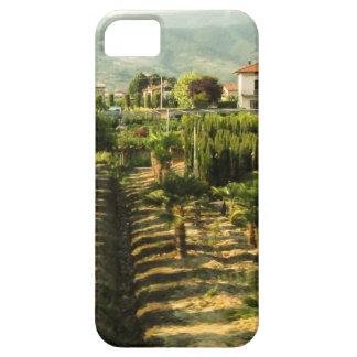 Het kweken van Wijn in de Druk van de Foto van Barely There iPhone 5 Hoesje