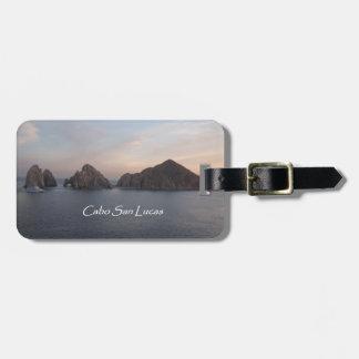 Het Label van de Bagage van Cabo San Lucas Bagagelabel
