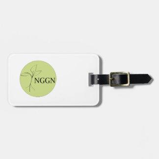 Het label van de Bagage van het Netwerk van de Gen Bagage Label