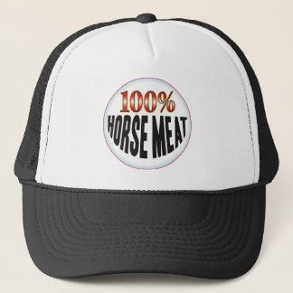 Het Label van het Vlees van het paard Trucker Pet