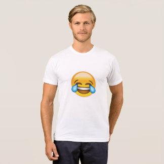Het lachen Overhemd Emoji T Shirt