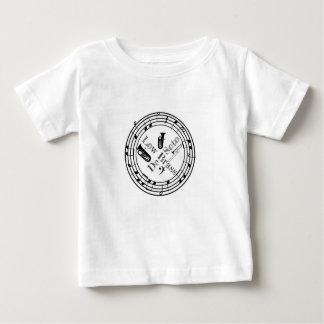 Het Lage Messing van DeSoto Baby T Shirts