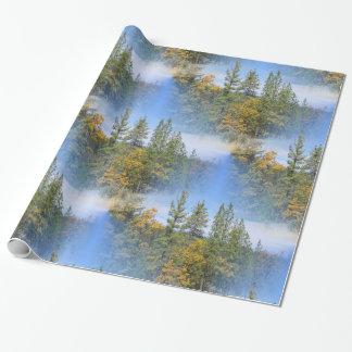 Het land in de Herfst… Inpakpapier