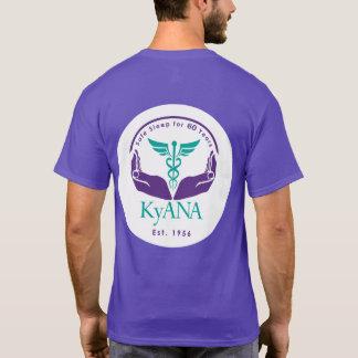 Het Landelijke Amerika LOGO van CRNA T Shirt