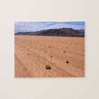 Het Landschap van Californië - Woestijn Mojave Legpuzzel