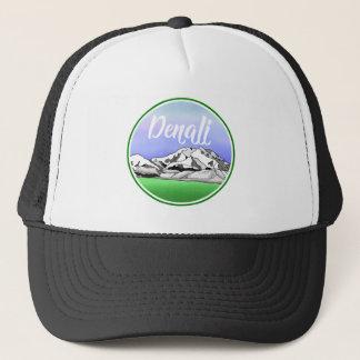 Het Landschap van de Berg van Denali Trucker Pet