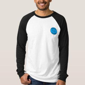 Het lange Overhemd van het Sleeve door de Burgers T Shirt