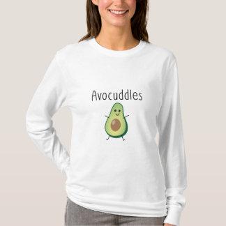 Het Lange Sleeve van Avocuddles T Shirt