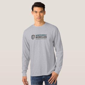 Het Lange Sleeve van Biosolids van het noordwesten T Shirt