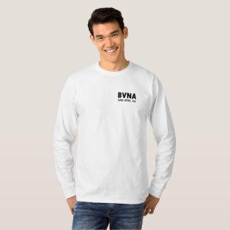 Het Lange Sleeve van het Mannen BVNA T Shirt