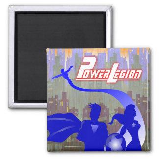 Het Legioen van de macht - Super Heldhaftige Magneet