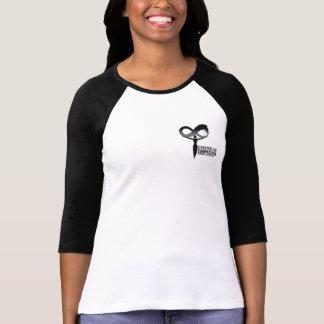 Het leiden met Woest Medeleven Ragland T T Shirt