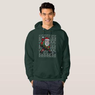 Het lelijke Hockey de Kerstman van de Sweater van